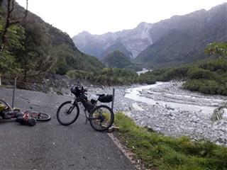 Photo of Tour Aotearoa 2020: rider Steve Pretty