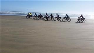 Photo of Tour Aotearoa 2016: Rider Hana Black