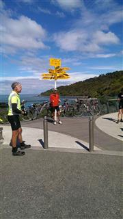 Photo of Tour Aotearoa 2016: Rider John Wilmshurst